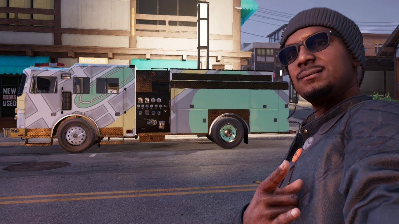 Secret Cars In Watch Dogs