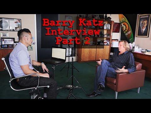 Barry Katz Interview PART 2 on www.HikariTakano.co