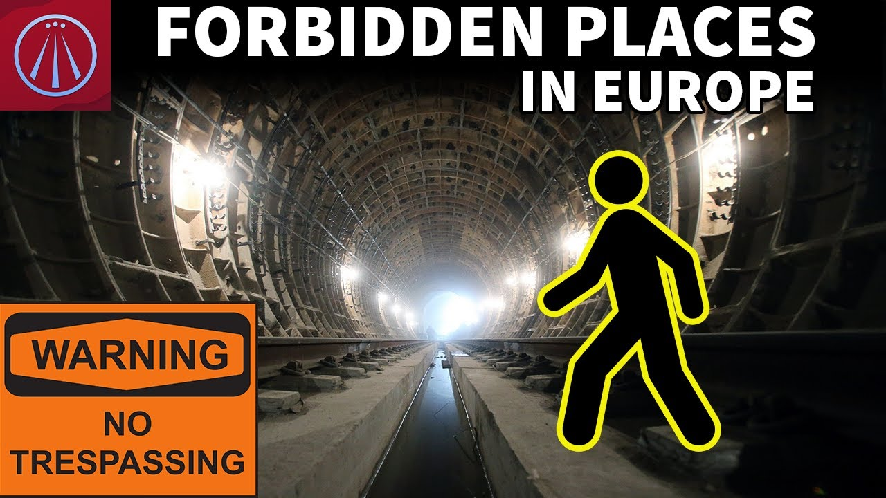 Most Forbidden Places to Visit in Europe