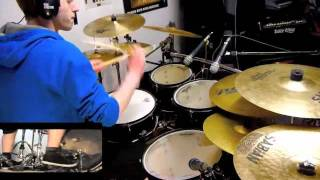 A Day To Remember - Downfall Of Us All (Drum Cover)