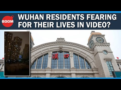 Wuhan Residents Crying And Panicking In Fear Of Their Lives In Viral Video?