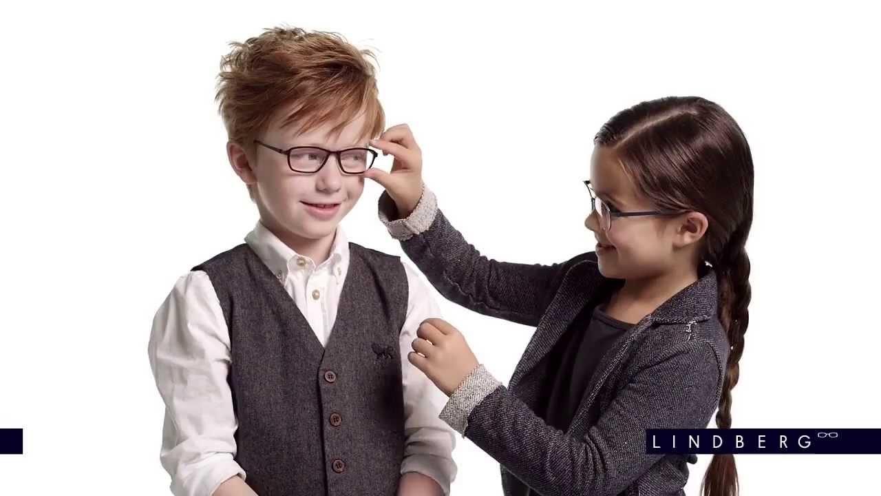18a7ac1d7f Παιδικά γυαλιά οράσεως Lindberg 2014 - YouTube