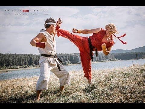 Street Fighter: Assassins Fist / Уличный Боец: Кулак Убийцы (Русский Трейлер) - Ryu