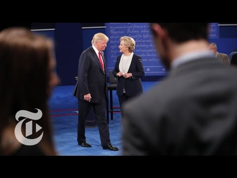 Second Presidential Debate | Election 2016 | The New York Ti
