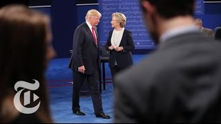 second presidential debate   election 2016   the new york times