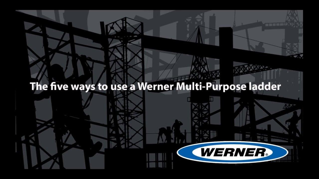 MT-22 | Multi-Ladders | Werner US