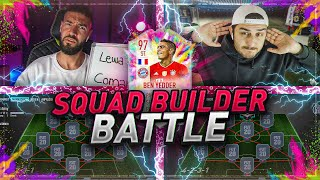 FIFA 20: BEN YEDDER BAYERN TRANSFER SQUAD BUILDER BATTLE 🔥🔥 Wakez vs Seko !!