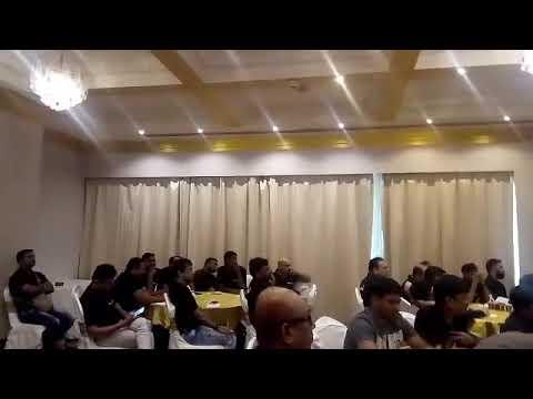 Payiza launching event In Dubai