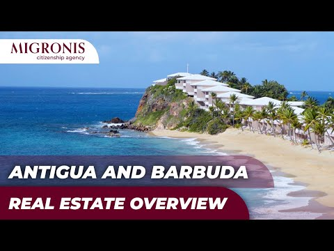 Real estate in Antigua and Barbuda. Price, examples of properties