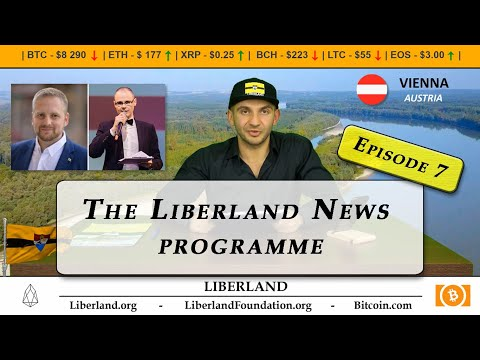 Liberland News Programme Episode 7 - Free Republic Of Liberland