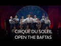 Cirque Du Soleil and Stephen Fry open the ceremony - The British Academy Film Awards 2017 - BBC One
