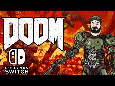 DOOM | NINTENDO SWITCH | #1