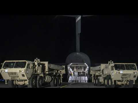US Deployment of THAAD Systems In South Korea Sparks Protests and Clashes