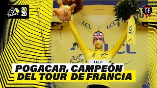 Tour de Francia 2020: Tadel Pogacar, súper campeón - El Espectador