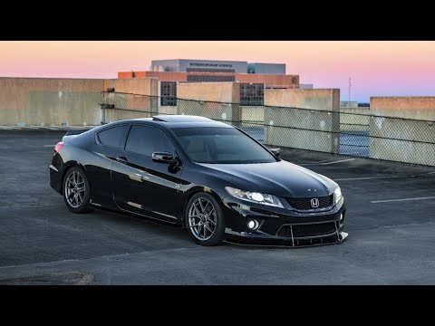 2014 Accord Coupe Mods Update