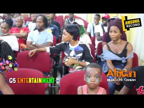 African Music Live Concert 2018 by Amsonil TV Abidjan