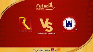 Futsal HDBank 2018: Kim Toàn Đà Nẵng vs Tân Hiệp Hưng | VTC Now