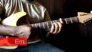 Bhaag DK Bose Guitar Chords Lesson