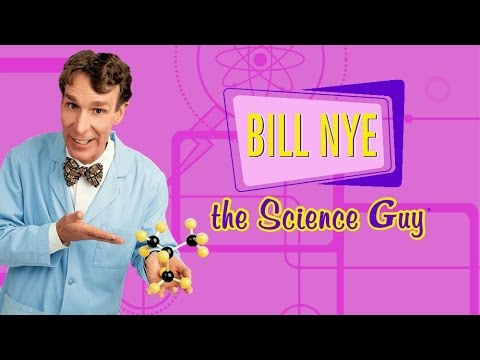 Bill Nye The Science Guy S05e15 Comets Meteors Youtube