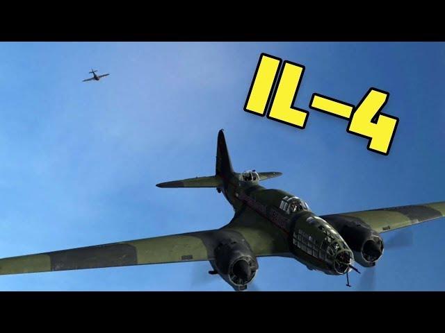 Gunship Sequel: WW2 - Il-4