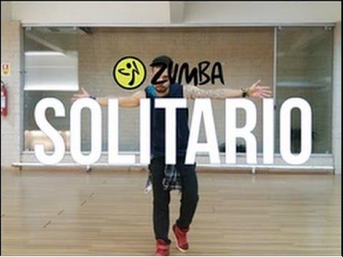 J Balvin - Solitario - Zumba Latin Urban