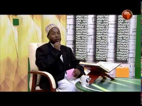 Africa tv swahili- nJifunze Qur'an 9   11 2013