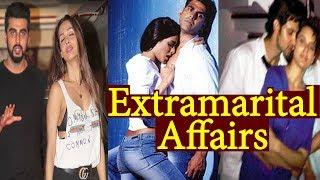 नाजायज़ सम्बन्ध वो भी शादी के बाद | List of Bollywood Celebs Extramarital Affairs