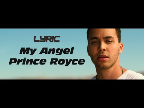 Prince Royce - My Angel (Rápidos y Furiosos 7) (Lyrics) (Official)