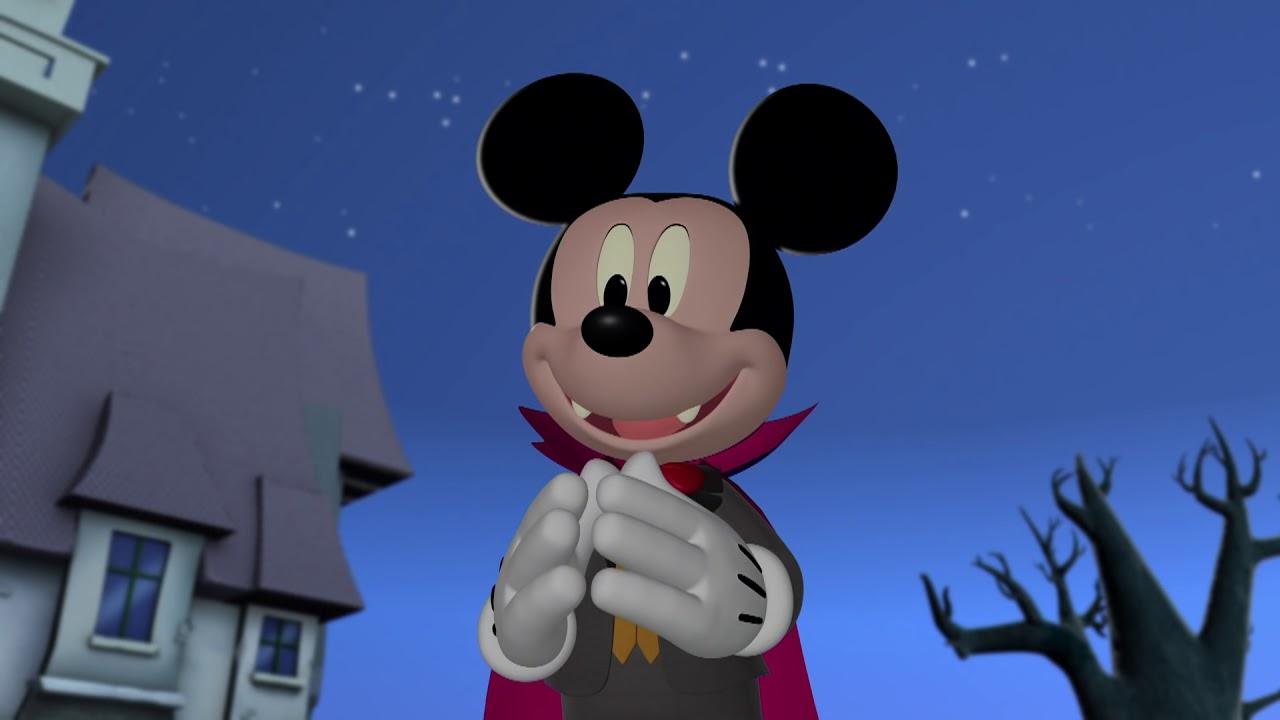 Disney junior espa a la casa de mickey mouse la mickey - Youtube casa mickey mouse ...