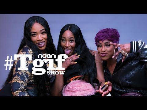 SHiiKANE on the NdaniTGIFShow