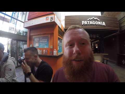Nihill DustinLuke, and Juan Travel to Montevideo Uruguay Day1
