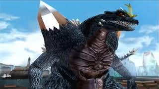 Godzilla Unleashed - All Monster Intros (PS2 and Wii Comparison)