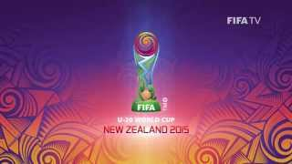 OFFICIAL TV Opening - FIFA U-20 World Cup New Zealand 2015