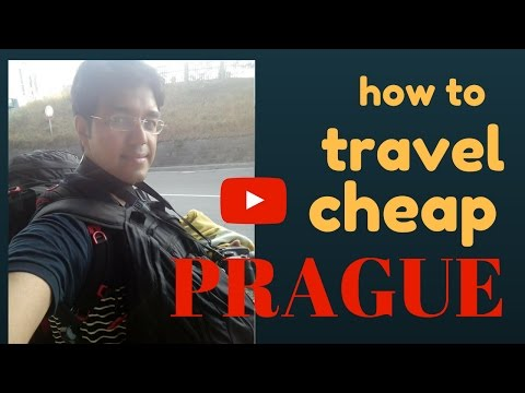 How to travel cheap in Prague