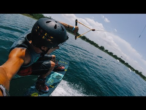 Kiteboarding VS Riding Cable?! VLOG 30