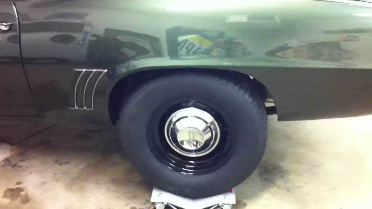 69 Camaro Big Block 427 6spd Copo Sleeper YouTube