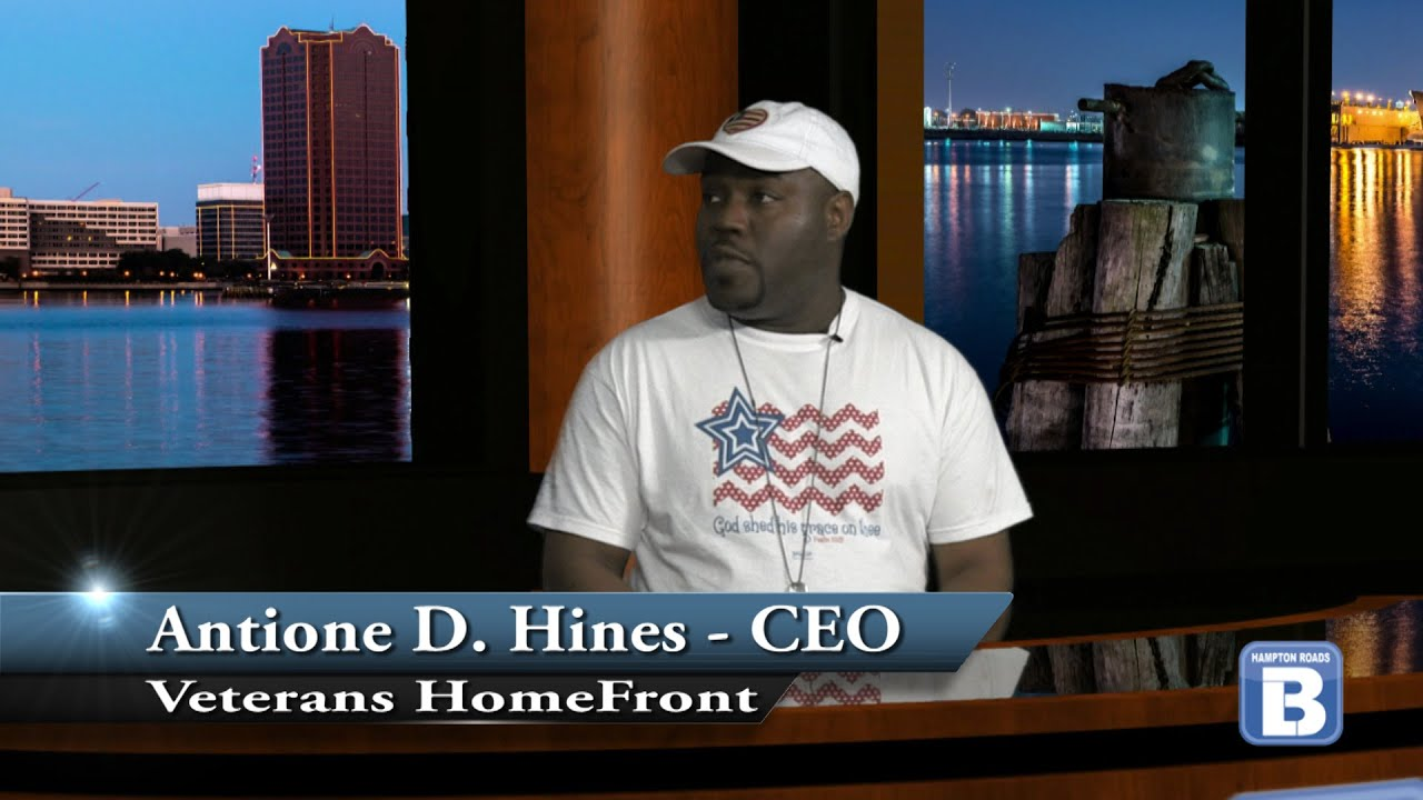 Veteran's HomeFront - Antione D.Hines
