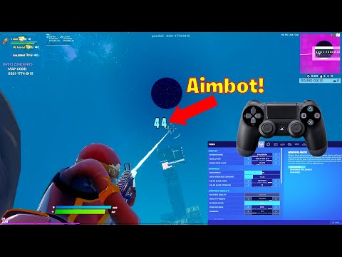 Best Non-Claw Controller Settings 🎮(Literally Aimbot On Linear) for Season 7 *PS4/PS5/XBOX/PC*