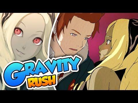 Kat enamorada! - #04 - Gravity Rush Remastered (PS4 60fps)