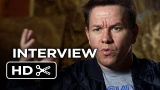 Lone Survivor Interview - Mark Wahlberg (2013) - Peter Berg Movie HD