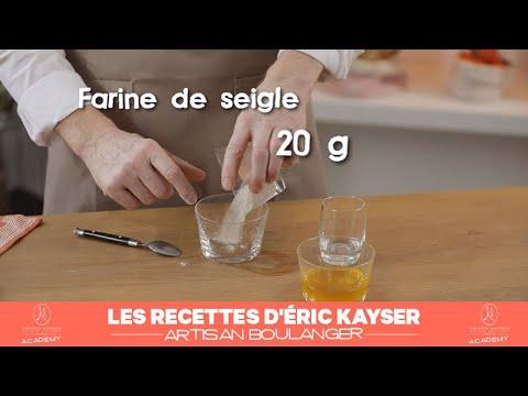 faites-votre-propre-levain-naturel-en-suivant-la-recette-d'Éric-kayser