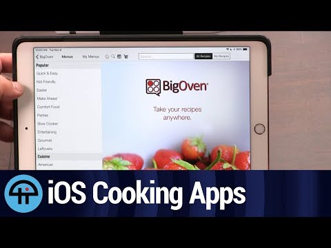 Our Favorite Cooking Apps