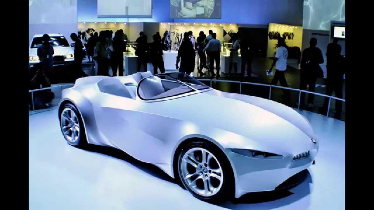 Bmw Gina Concept Car Youtube