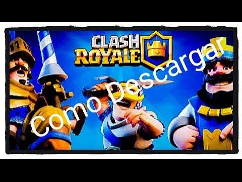Como Descargar Clash Royale - Para Dispositivos No Compatibles