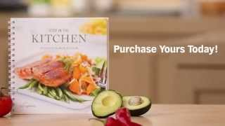 Step In The Kitchen: Slimgenics Healthy Cookbook