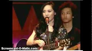 Krissy and Ericka- 12:51 live at MYX MO 2012
