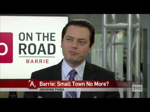 Barrie: Small Town No More?