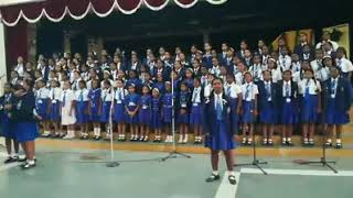 Baixar Imagine Dragons - Believer (Cover version) Kid's choir from India , Charles school Bangalore