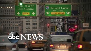 Police Discover Loaded Weapons in NYC's Holland Tunnel