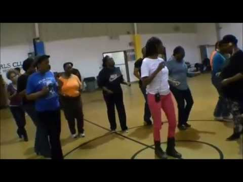 "FirstClass Steppers of Mississippi ""Doing It In Denim"" The WorkShop"